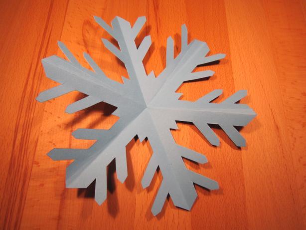 schneeflocken stern kreative sterne aus papier basteln. Black Bedroom Furniture Sets. Home Design Ideas