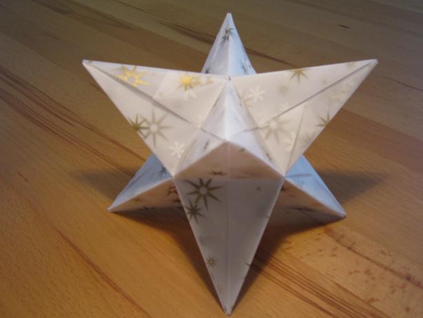 kleiner aurelio stern aurelio sterne sterne basteln basteln toller sterne. Black Bedroom Furniture Sets. Home Design Ideas